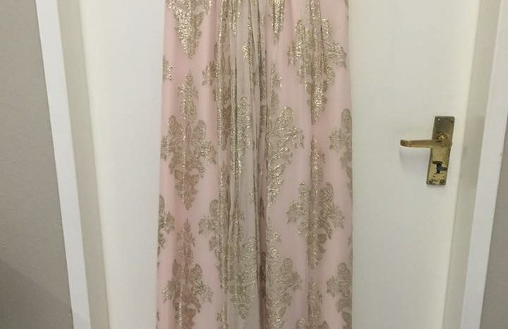 Other Size 8 Chiffon A-Line Dress full
