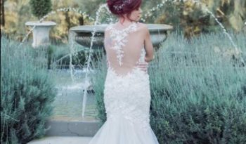 Other Size 10 Lace Mermaid Dress full
